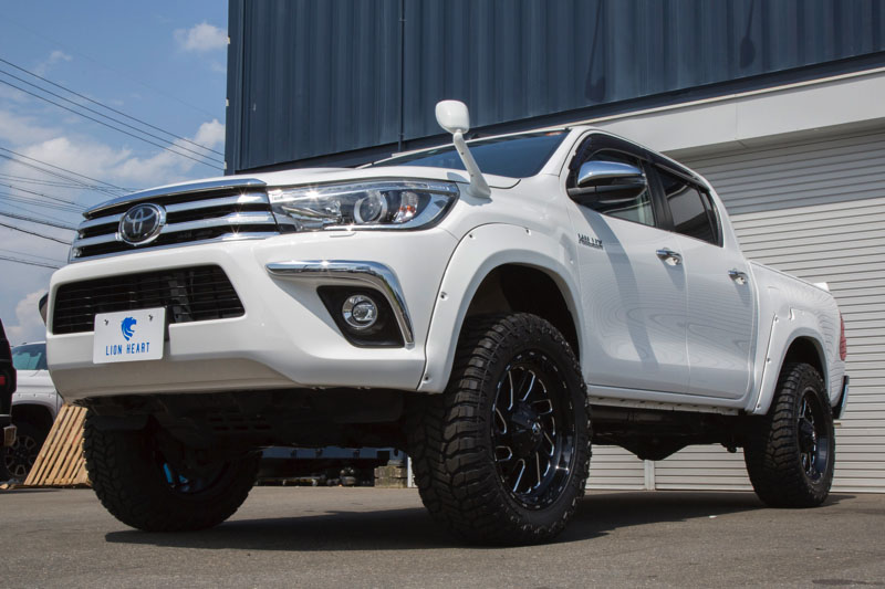 TOYOTA HILUX GALLERY01 トヨタ ハイラックス イメージ