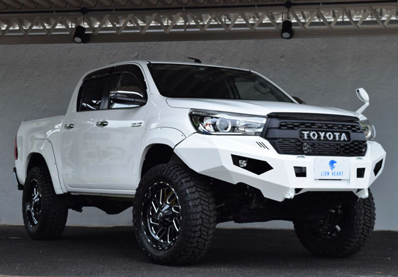 TOYOTA HILUX GALLERY10 トヨタ ハイラックス イメージ