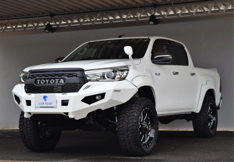 TOYOTA HILUX GALLERY11 トヨタ ハイラックス イメージ