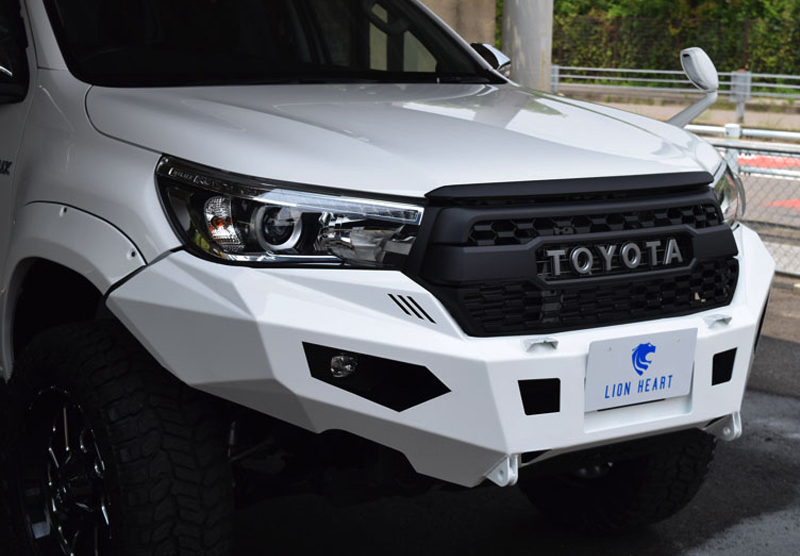 TOYOTA HILUX GALLERY12 トヨタ ハイラックス イメージ