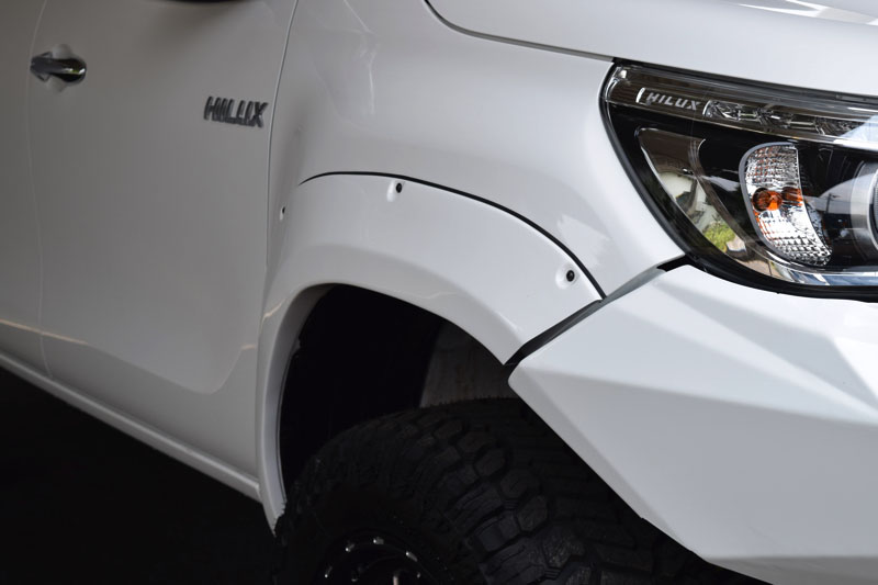 TOYOTA HILUX GALLERY13 トヨタ ハイラックス イメージ