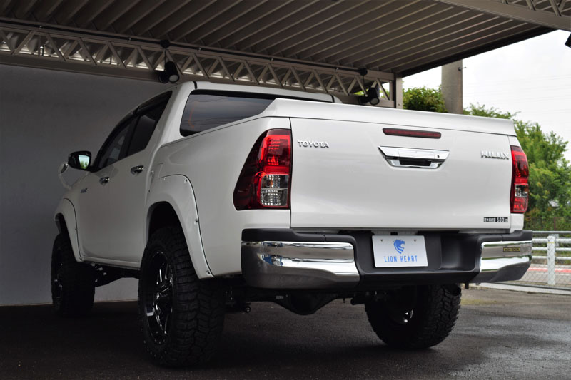 TOYOTA HILUX GALLERY14 トヨタ ハイラックス イメージ