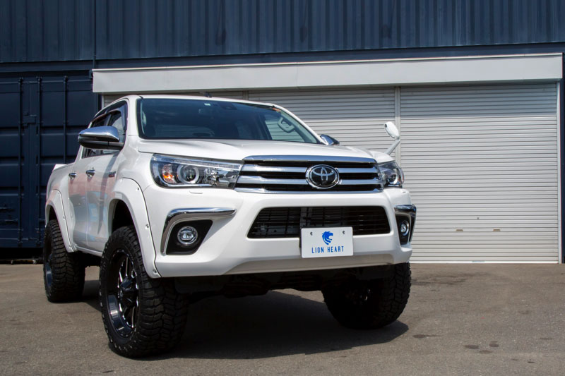 TOYOTA HILUX GALLERY02 トヨタ ハイラックス イメージ