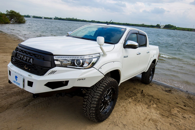 TOYOTA HILUX GALLERY03 トヨタ ハイラックス イメージ