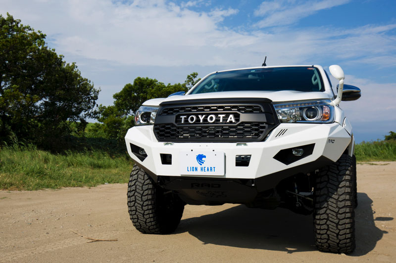 TOYOTA HILUX GALLERY04 トヨタ ハイラックス イメージ