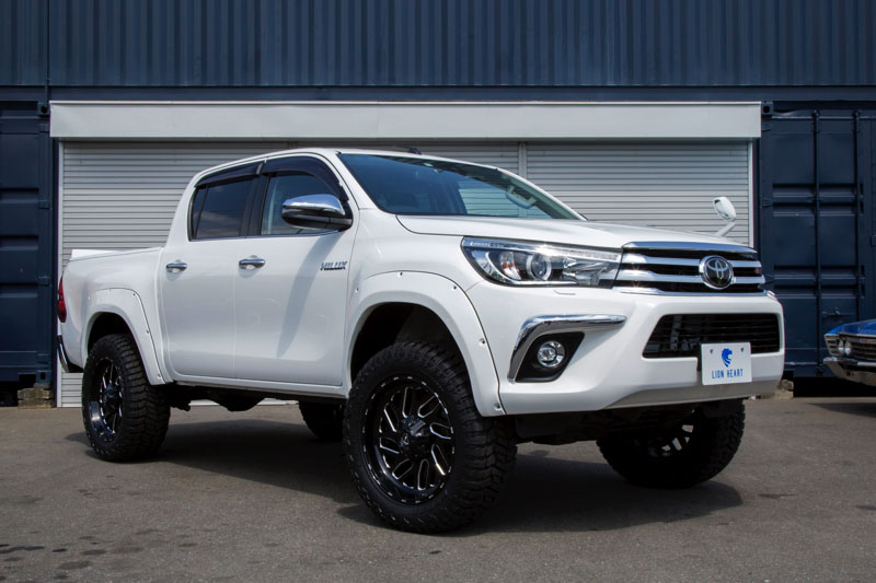 TOYOTA HILUX GALLERY05 トヨタ ハイラックス イメージ