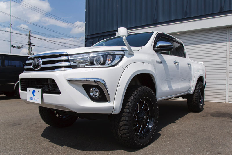 TOYOTA HILUX GALLERY06 トヨタ ハイラックス イメージ