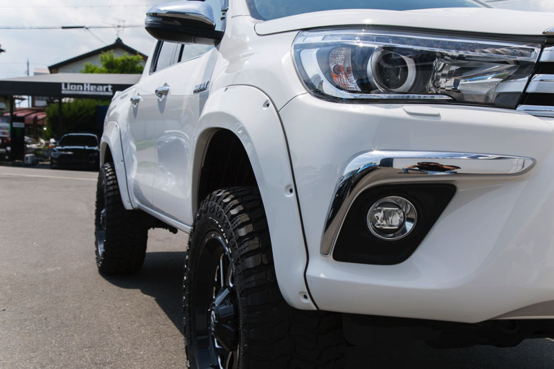 TOYOTA HILUX GALLERY07 トヨタ ハイラックス イメージ