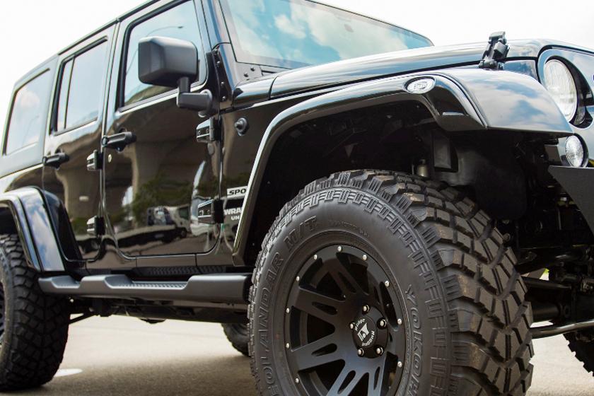 Jeep ラングラーJK イメージ