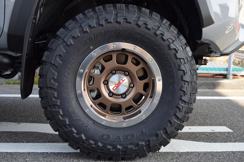 米国トヨタ タコマ イメージ