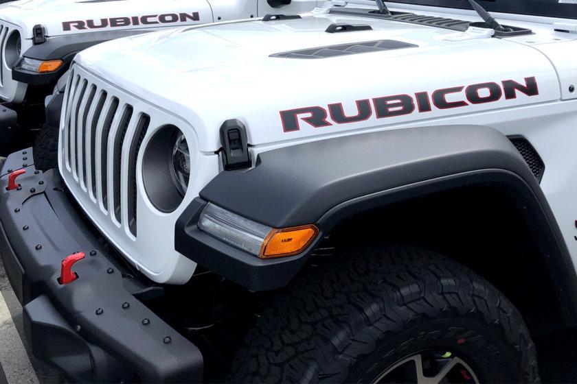 Jeep ラングラーJL イメージ